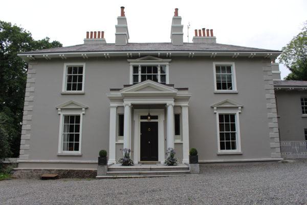 exterior house painting dublin