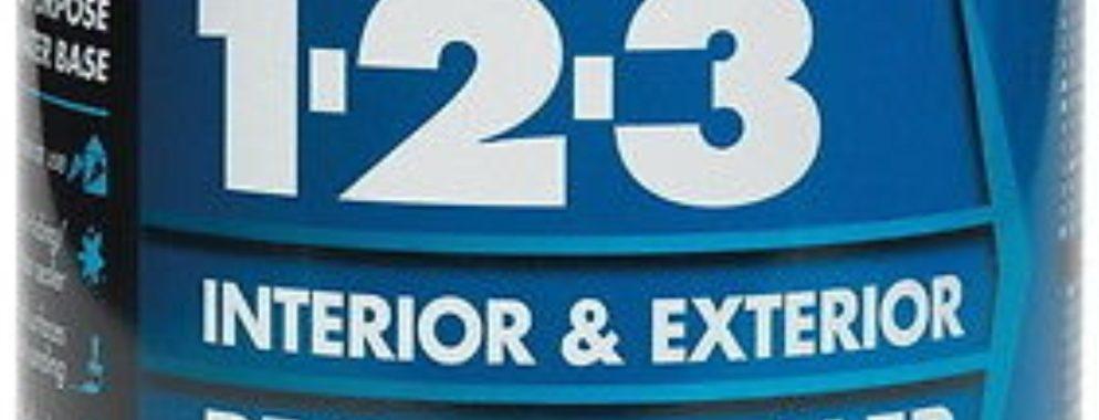 Zinsser 123 primer
