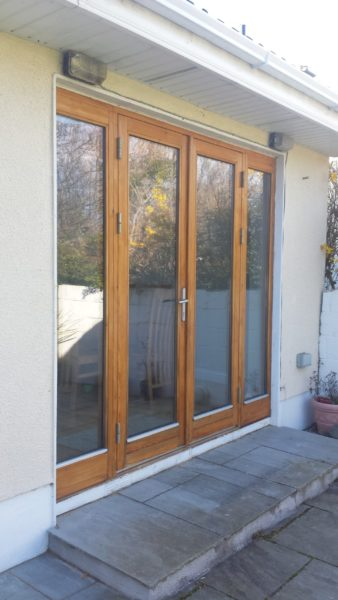 How To Revarnish Wooden Window Frames And Doors