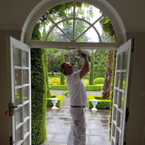 interior house painting in Dublin